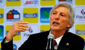 El tecnico de Colombia ,José Pequerman renunció!