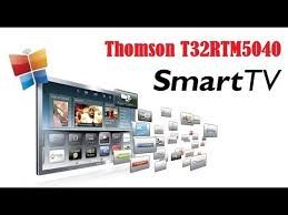 Обзор на коленке. Smart-<b>TV Thomson</b> T32RTM5040. - YouTube