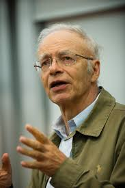 richard e nisbett literary agency peter singer