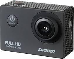 <b>Видеорегистратор Digma FreeDrive Action</b> Full HD: выгодные ...
