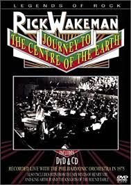 <b>Rick Wakeman</b> - <b>Journey</b> To The Centre of The Earth DVD / CD ...