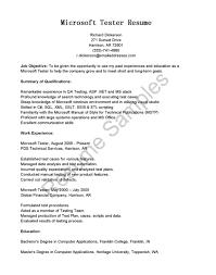 etl testing resumes qa tester resume cover letter resume cover letter gallery of qa tester resume sample