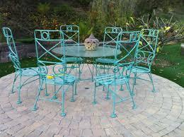 images iron rod patio sets rod iron patio furniture patio set round rod iron amp glass table w