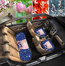 seemehappy Cute Bunny Family Car Seat Covers for ... - Amazon.com