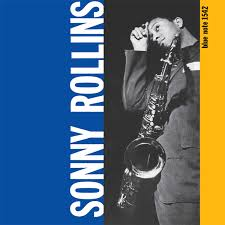 <b>Sonny Rollins</b> - <b>Volume</b> 1 LP – Blue Note Records
