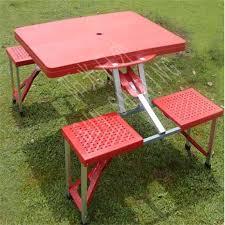 High quality Folding Portable camping <b>dining table Beach</b> Tables ...