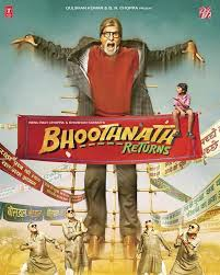 Download Bhoothnath Returns 2014 Latest Hindi Movie DVD RIP Mediafire | Torrent Links