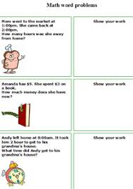 First grade word problems math worksheets, free printable Math ...Free grade one daily word problems, first grade math activities Addition and subtraction mixed ...