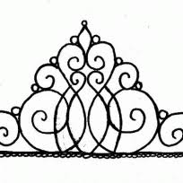 Small Picture Cute Crown Coloring Pages Other free printablefree download