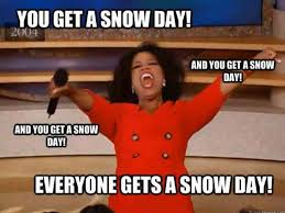 Snow Day: All the Memes You Need to See | Heavy.com via Relatably.com