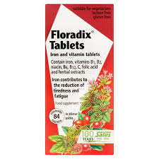 <b>Floradix Iron Tablets</b> | Ocado