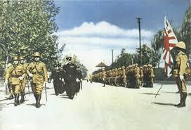 「1938年 - 日中戦争: 日本の中支那派遣軍が武漢三鎮を占領。」の画像検索結果