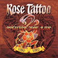 <b>Rose Tattoo</b> - <b>Scarred</b> For Live 1980-1982 (2018, Box Set, CD ...