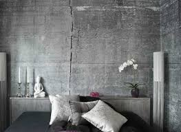 Small Picture Modern Wallpaper Patterns Creating Realistic Concrete Wall Design