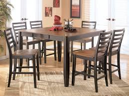 dining room tables chairs square: dining room ideas favorite  nice photos square counter height dining sets pcs