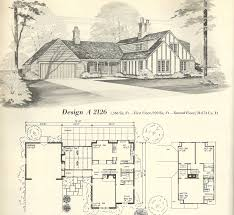 Vintage House Plans   Antique Alter EgoVintage House Plans