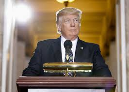 donald trump said false things in that bizarre oval office u s president donald trump has said a lot of false things in his first 100 days