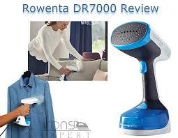 Rowenta DR7000 Review - Xcel Steam Compact & <b>Handheld Steamer</b>