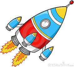 Znalezione obrazy dla zapytania rakieta obrazek