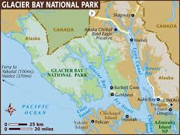 「1925 Glacier Bay National Park and Preserve」の画像検索結果