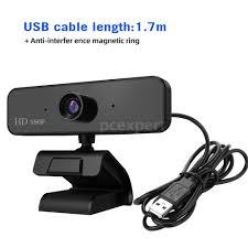 Pcer A9 <b>HXSJ S2</b> Kamera Webcam HD 1080P Warna Hitam untuk ...