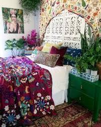 30+ Full <b>Colors</b> DIY <b>Boho</b> Bedroom Decor Ideas | Wagepon Ideas