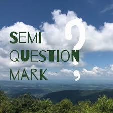 Semi Question Mark