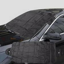 <b>Portable Car Windshield Snow</b> Winter Ice Frost Guard Protector Sun ...