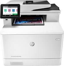 (<b>МФУ</b>) <b>HP Color LaserJet</b> Pro M479fdn (W1A79A)