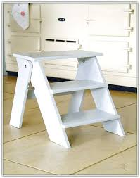 folding kitchen steps