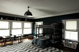 project reveal a glamorous before and after part la dolce after i opted for a deep navy teal hybrid by sherwin williams called dark knight for the walls and everyone loved it we also added r shades a