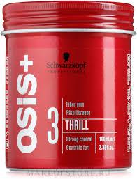 Коктейль-<b>гель</b> для укладки волос - <b>Schwarzkopf Professional</b> Osis+ ...