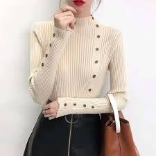 <b>2019 Banulin 2019 New</b> Coming Autumn Turtleneck Pullovers ...