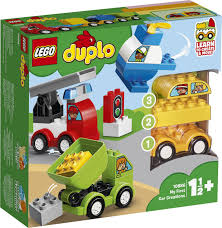 <b>Конструктор LEGO</b> DUPLO Creative Play 10886 <b>Мои первые</b> ...