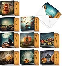 halloween greeting cards - Amazon.com
