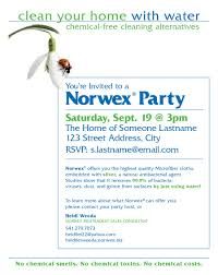 norwex party invitation ocassionally i am forced to design in norwex party invitation ocassionally i am forced to design in microsoft word this