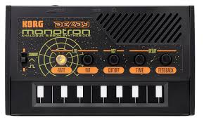<b>Синтезатор Korg Monotron Delay</b> - отзывы покупателей на ...
