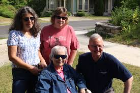 renata whitney renata whitney and jack potter patricia pearson left rear and pamela chambers renata whitney left front and
