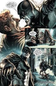 dark christmas comic books for a moody holiday inverse batman noel