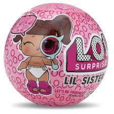 <b>Кукла</b>-сюрприз <b>MGA Entertainment</b> в шаре <b>LOL</b> Сестрёнки Декодер
