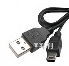 Купить <b>5bites USB AM</b>-<b>MIN</b> 5P 1m UC5007-010 по низкой цене в ...