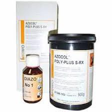 <b>Фотоэмульсия</b> KIWO <b>Azocol Poly</b>-<b>Plus S</b>-RX (0.9 кг) купить: цена ...