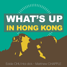 WHAT'S UP IN HONG KONG?
