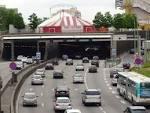 Incidents lors de la grve des taxis : personnes ont t