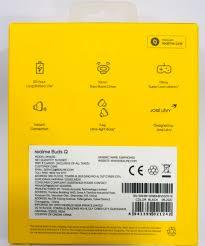 <b>Realme RMA-215</b> Wireless / <b>Bluetooth</b> In the Ear Headphone Yes ...