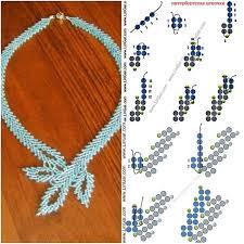 <b>Necklace</b> from Anna #<b>Seed</b> #<b>Bead</b> #Tutorials (с изображениями ...