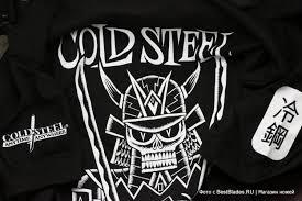 Купить <b>Футболка Cold Steel</b> TL2 Undead Samurai Tee + подарок ...