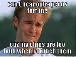can't hear the tv - quickmeme via Relatably.com