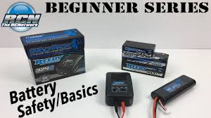 <b>RC</b> Beginner Series - <b>Lipo Battery</b> Safety / Basics - YouTube