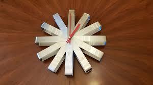 Обзор от покупателя на <b>Часы настенные Umbra Ribbon</b> сталь ...